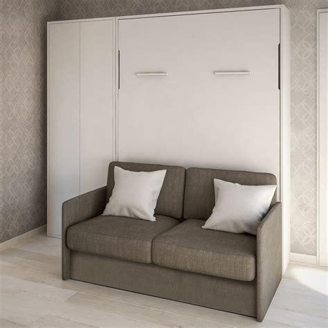 divano letto scomparsa divano letto holdem con materasso alto 20 cm arredaclick