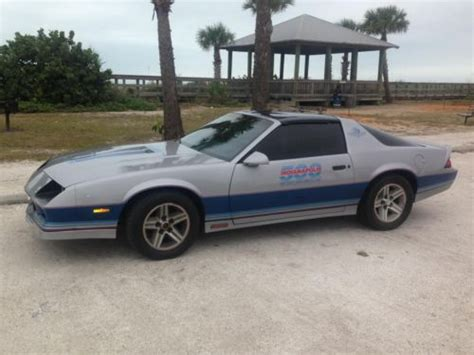 1982 camaro pace car for sale buy used 1982 z28 indy pace car in lockport kentucky