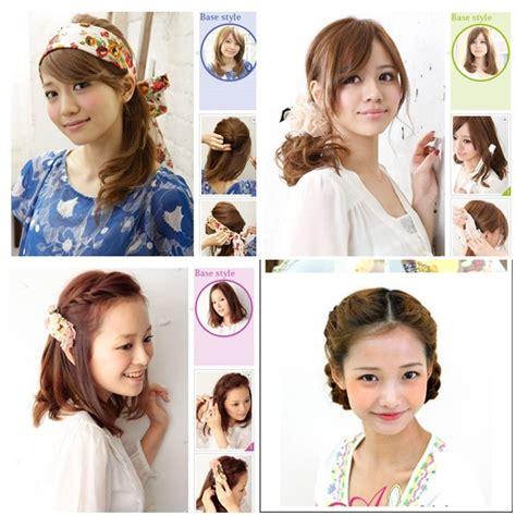 diy korean hairstyles 11 wonderful and cute christmas hairstyles