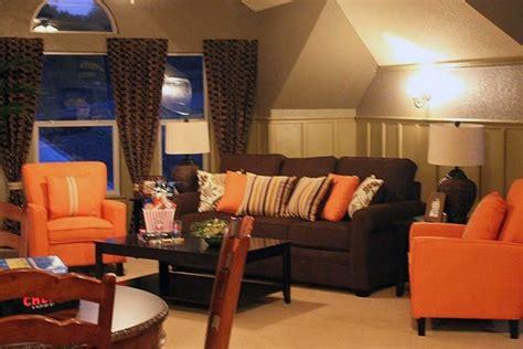 orange brown living room design 2017 2018 best cars burnt orange and brown living room decor room image and