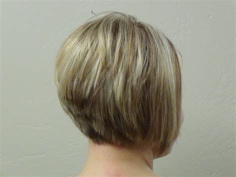 update to the bob haircut thicken hair with a line haircut or bob cut hairstyle