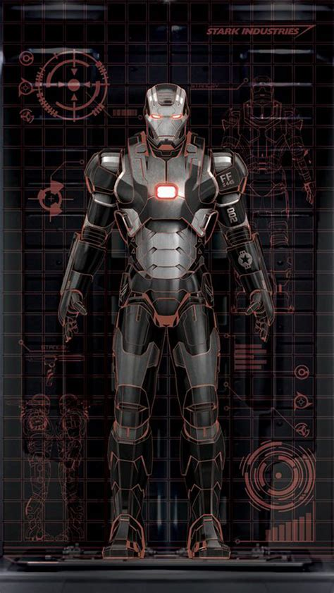 iron man wallpaper iron man bit iphone backgrounds