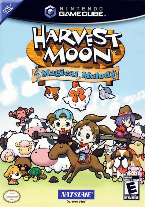 Sale Buku Harvest Moon Ps2 harvest moon magical melody gamecube