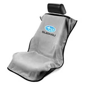 Seat Covers For Subaru Seat Armour Sa100sbrg Gray Towel Seat Cover With Subaru