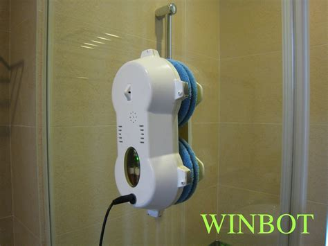 cleaning robot winbot 68 automatic window glass double sided water