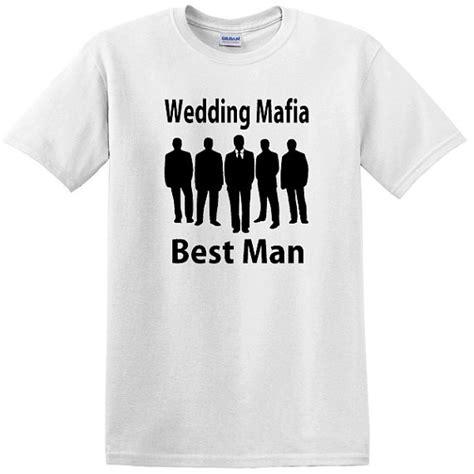 Kaos The Groom By Mafia best wedding mafia t shirt groom entourage shirt