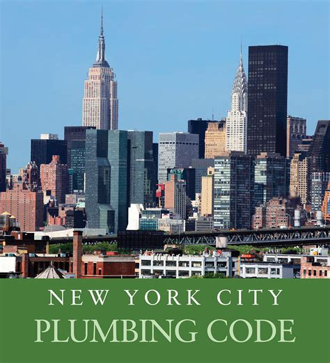 Plumbing Code Nyc by 2014 New York City Plumbing Code