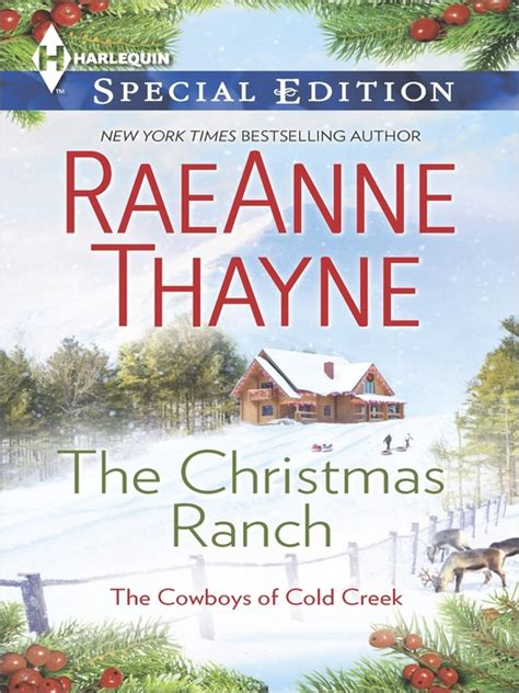 the pines of winder ranch a cold creek homecoming books the ranch edmonton library bibliocommons