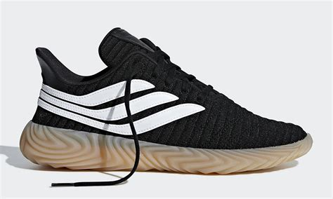 adidas sobakov in black white release date price info