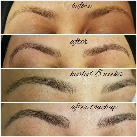 tattoo eyebrows richmond bc 183 best images about microblading on pinterest