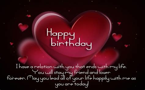happy birthday lover happy birthday quotes images poems messages