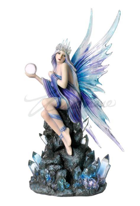 stokes fairies stargazer statue by artist stokes