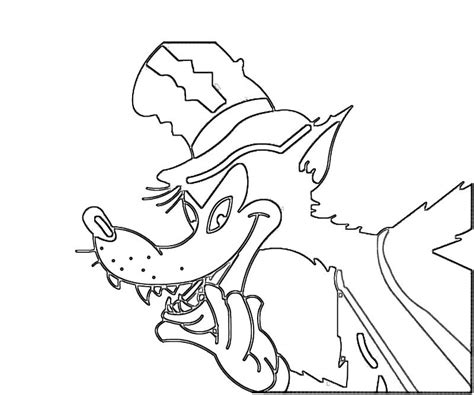 wolf coloring pages games bad wolf coloring pages download and print for free
