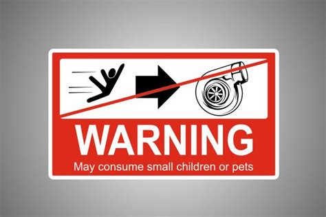 printable warning stickers funny warning sticker turbo printworx uk