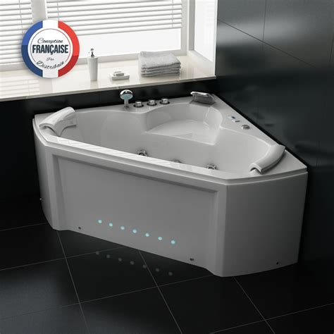Baignoire A Jet by Maloya Baignoire Baln 233 O D Angle Whirlpool 28 Jets In 2018