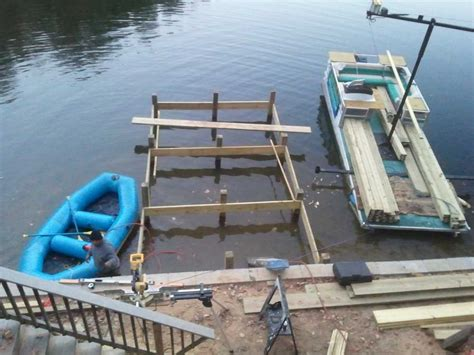 boat repair upstate sc deck building boat docks boat houses boat lifts across the