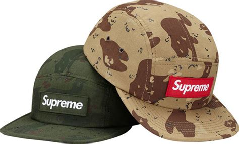 supreme 5 panel supreme fall winter 2012 caps hats freshness mag