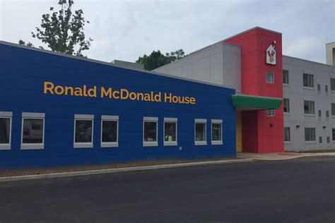 ronald mcdonald house charleston wv metronews ronald mcdonald house set to open next month in charleston