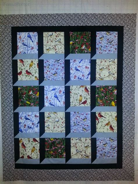 Bird Quilt Pattern by Quilt And Sew Forever Bird S Eye View Quilt Free Pattern
