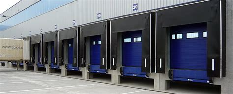 loading bay curtains dock doors for external usage on loading bays