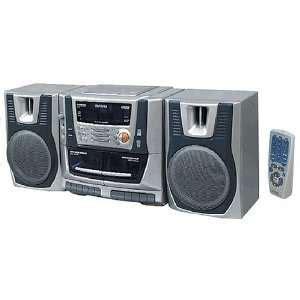 Li Karaoke Soundbest Rc 218 sanyo stereo boombox am fm radio cassette deck player m7110