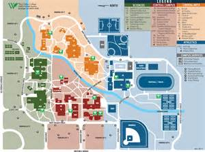 cus area maps west valley college