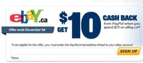 ebay bucks canada ebay canada