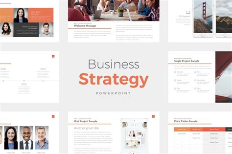 business strategy template powerpoint 20 business plan powerpoint template ppt and pptx format