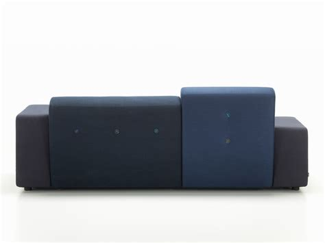 polder sofa ausstellungsstück buy the vitra polder compact sofa blue at nest co uk