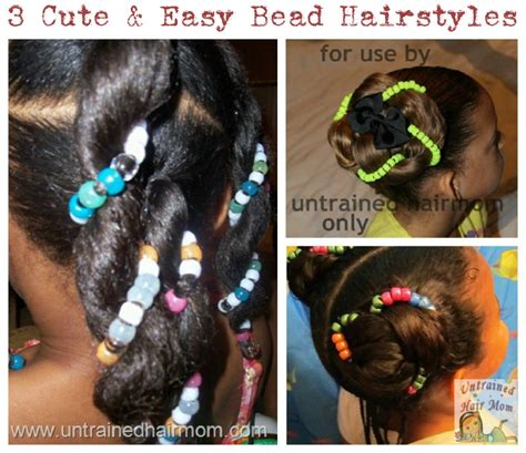 bead hair styles hairstyles with