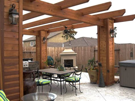 Pergola Plans Personalise Your Home By Utilizing A Wood Pergola Designs