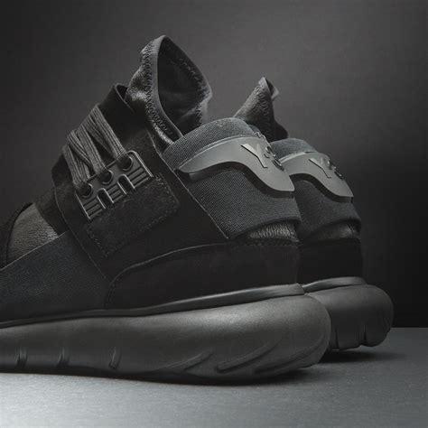 Adidas Y 3 Qasa Black adidas y 3 qasa high premium black sneaker bar detroit