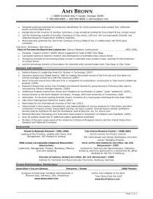 Best Project Manager Resume Sle by Best Custom Paper Writing Services Resume Exles