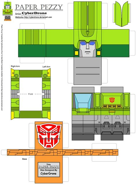 springer paper template paper pezzy springer by cyberdrone on deviantart