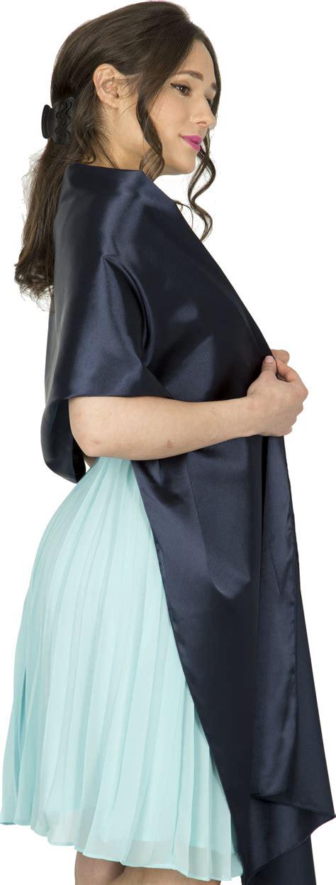 Berkualitas Pashmina Butterfly Satin blackbutterfly satin shawl wrap wedding bridesmaid prom scraf stole pashmina ebay