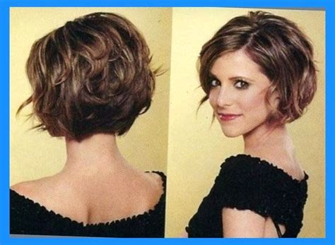 short thick wavy chin length hairstyle for 60 yr old 17 best images about hair on pinterest short hairstyles