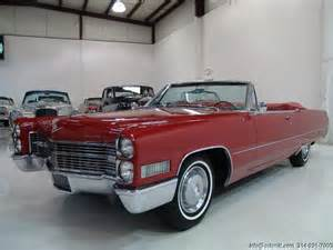1966 Cadillac Convertible For Sale 1966 Cadillac Convertible Daniel Company
