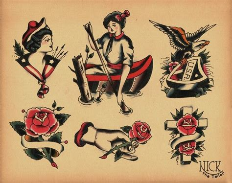 old school traditional tattoo designs 27 old school tattoos designs and ideas inspirationseek com