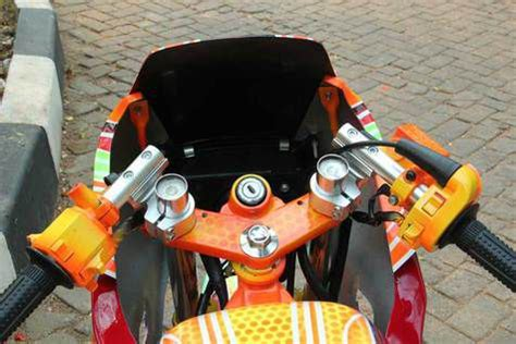 Handle R 150 Ride It handle menggunakan merk ride it