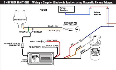 wiring diagram msd ignition 6al installing to diagram