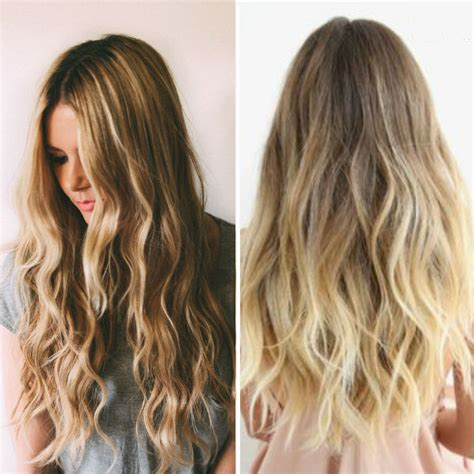pictures of brown and blode ombre hair brown and blonde ombre hair archives vpfashion vpfashion