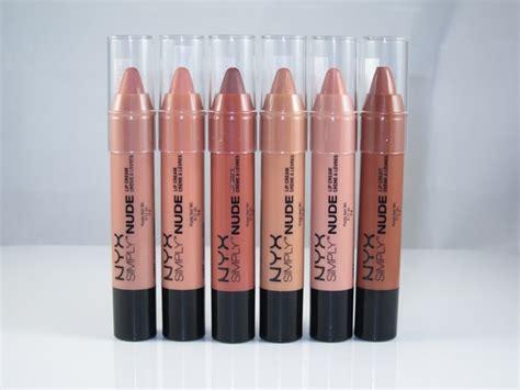 Lipstik Nyx Simply V nyx simply lip