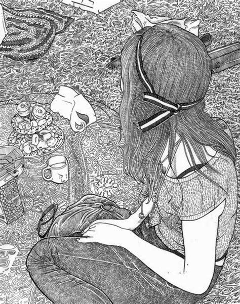 FOME DE THC: Desenho sob encomenda