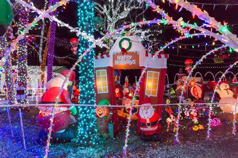 stewart family lights stewart family light display only in arkansas