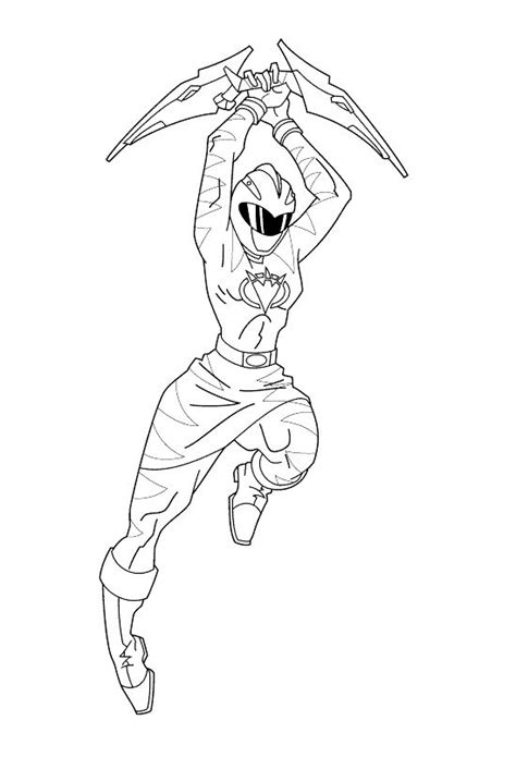 power rangers coloring pages free online pink dino thunder ranger coloring pages power ranger