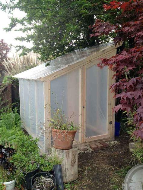 Backyard Pergola Plans Serre De Jardin La Maison Id 233 Ale Pour Vos Plantes En Hiver