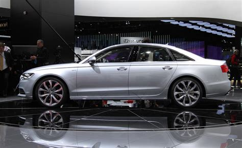 Audi A6 Weight by Lincoln Prepares For Fight With Lexus Page 12