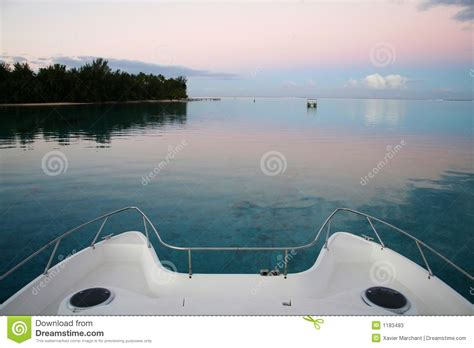 catamaran charter dreams s l u bow of catamaran boat at sunset stock image image 1183483