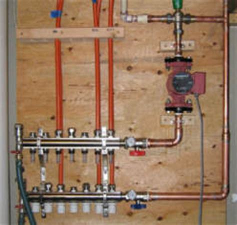 Radiant Floor Heating Design by 2000 Solar Space Water Heating Radiant Floor Design