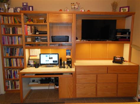 Computer Desk Wall Unit Computer Desk Wall Units Custom Designed Wall Unit Computer Desk Book Shelf Ikea Computer